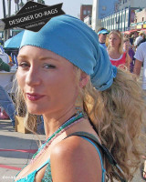 baby blue do-rag