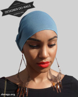blue jean blue do-rag
